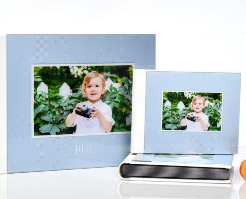 30-35 Fotoğraflık 25x66 Flexi Kapak Fotoğraf Albümü